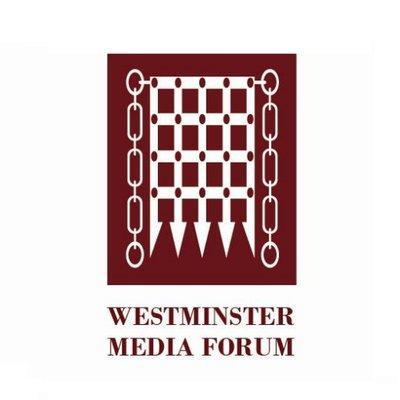 Westminster Media Forums